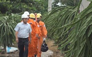 Mùa mưa bão, cảnh giác với tai nạn điện