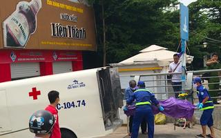 Video: Tìm thấy thi thể nam sinh năm 2 nhảy cầu Bình Triệu