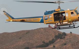 Video: Điều trực thăng tìm kiếm thi thể nữ diễn viên Naya Rivera