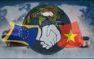 Hàng Việt sẵn sàng vào EU