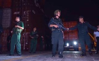 Video: Cựu cảnh sát Hàn Quốc giấu ma túy trong nhiều khối đá bị công an Việt Nam bắt giữ