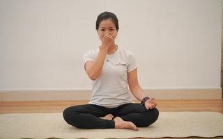 Bài tập yoga thanh tẩy cho hệ hô hấp khoẻ mạnh