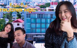 Khám phá trường học: Những khuôn viên 'chuẩn sao' của Trường ĐH Quốc tế Sài Gòn