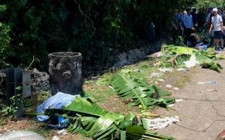 Video nóng: ít nhất 13 người chết trong vụ lật xe khách chở đoàn họp lớp