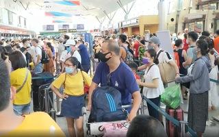 Video: Tăng chuyến bay tối đa giải tỏa du khách ở Đà Nẵng