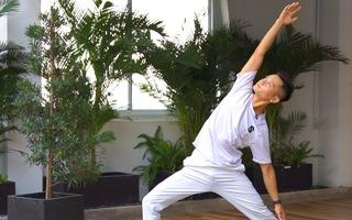 Bài tập yoga xanh giúp kết nối cơ thể với thiên nhiên và giảm stress