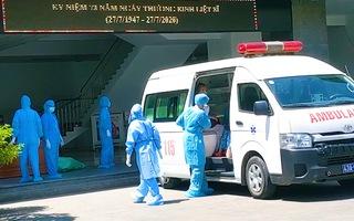 Video: Một nhân viên Bệnh viện Đà Nẵng cùng 6 người khác nhiễm COVID-19