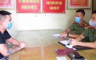 Video: Lấy lời khai các đối tượng đưa 10 người Trung Quốc nhập cảnh trái phép vào Việt Nam