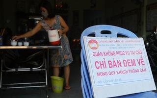 Video: Đà Nẵng ngày đầu giãn cách xã hội, phố vắng, nhiều hàng quán chỉ bán mang về