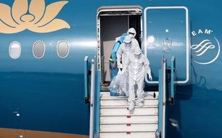 Video: Những thiết kế đặc biệt của chuyến bay đưa 219 công dân từ Guinea Xích Đạo về nước