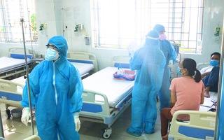 Video: Chuyển gần 300 bệnh nhân từ nơi bị phong tỏa về Bệnh viện 199 của Bộ Công an