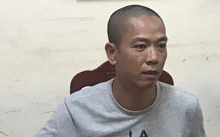 Video: Rạng sáng nay, cảnh sát hình sự bắt đối tượng cầm đầu vụ cướp ngân hàng ở Hà Nội