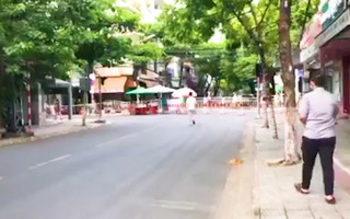 Video: Cuộc sống bên trong khu vực bị phong tỏa ở Đà Nẵng