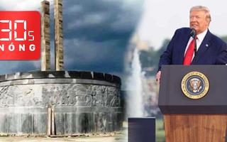 Bản tin 30s Nóng: Xôn xao huyện nghèo xây tượng đài 48 tỷ; 99% ca nhiễm COVID-19 ở Mỹ vô hại?