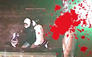 Video: Cạnh tranh bán cà phê, chủ quán thuê người tạt mắm tôm, sơn đỏ