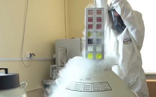 Video: Bên trong phòng bào chế, sản xuất vaccine COVID-19 đầu tiên tại Nga
