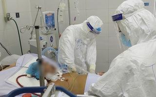 Video độc quyền: Bác sĩ đang điều trị cho bệnh nhân COVID-19 tại BV Phổi Đà Nẵng