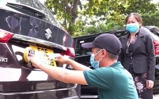 Góc tài xế: Tháo gỡ khó khăn trong việc cấp đổi biển số vàng cho xe kinh doanh vận tải