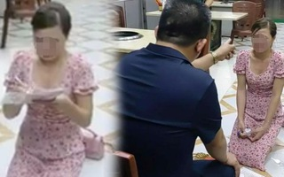 Video: Sự thật về việc chủ quán bắt nữ khách hàng quỳ gối xin lỗi vì 'bóc phốt' đồ ăn có sán