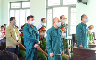 Video: Các cựu lãnh đạo UBND TP Phan Thiết nhận án tù vì liên quan đến đất đai