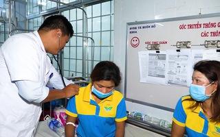 Video: Gần 100 công nhân ở Đắk Lắk nhập viện sau khi ăn bánh mì