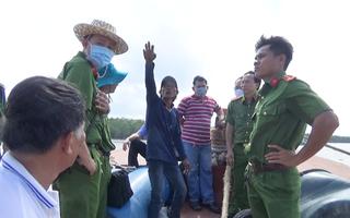 Video: Thuyền viên dùng búa tấn công khiến chủ tàu cá tử vong