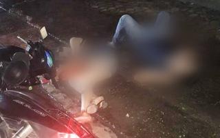 Video: 1 đối tượng bắn 5 phát súng vào hai người đi xe máy, một người chết tại chỗ, một người bị thương