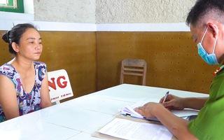 Video: Bắt được người phụ nữ cướp vé số của cụ bà ở An Giang