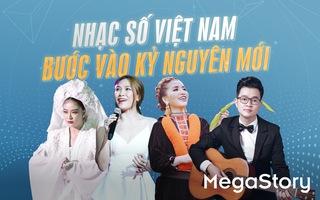 Nhạc số Việt Nam bước vào kỷ nguyên mới