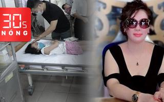 Bản tin 30s Nóng: Nữ doanh nhân ôm tiền tỉ bỏ trốn; Sứa cắn người nhập viện; Bi sắt rơi chết em bé