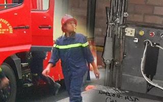 Video: Sửa chữa thang máy, một công nhân tử vong