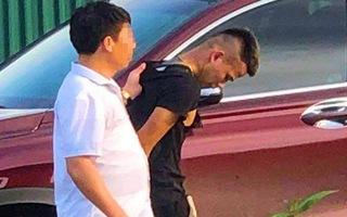 Video: Truy đuổi và bắt giữ tài xế lao xe vào cảnh sát cơ động khiến một chiến sĩ tử vong