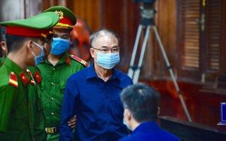 Video: Xét xử vụ án 'đất vàng', nguyên phó chủ tịch UBND TP.HCM và 4 bị cáo hầu tòa