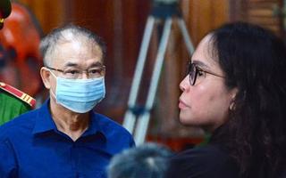 Video: Ông Nguyễn Thành Tài khai về mối quan hệ với bà Thúy liên quan đến vụ án đất vàng