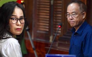 Video: Bà Thúy trả lời trước tòa về việc 'có được ông Nguyễn Thành Tài' ưu ái?