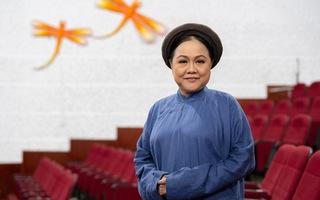 Nghệ sĩ Ái Như trở lại sau sự cố ngã chấn thương cột sống