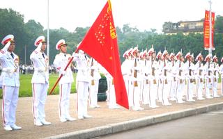 Video: Những điều đặc biệt tại lễ chào cờ mừng Quốc Khánh 2-9 ở Quảng trường Ba Đình
