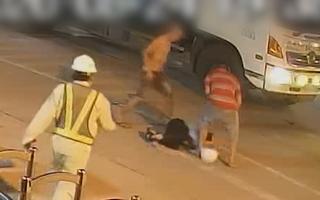 Vụ 2 nhân viên Trạm BOT bị đánh: Khởi tố, bắt tạm giam 2 người hành hung
