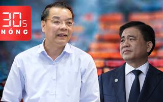 Bản tin 30s Nóng: Sẽ bãi nhiệm ông Nguyễn Đức Chung; Tìm thấy thi thể người phụ nữ lọt mương