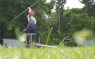 Cuộc thi Lan tỏa năng lượng tích cực: Cặp đôi vàng làng thể thao khuyết tật Việt Nam - Cuộc sống dễ dàng hơn khi lạc quan
