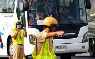 Video: Cán bộ, chiến sĩ Cảnh sát giao thông có 'vòng 2' to sẽ không được ra đường làm nhiệm vụ