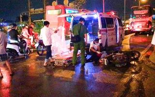 Video: Liên tiếp 2 vụ tai nạn chết người trên quốc lộ 1, đoạn qua quận Thủ Đức