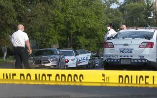 Video: Cảnh sát bắn chết một thanh niên gốc Phi ở thủ đô Washington