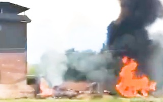 Video: Rộ tin Đài Loan bắn hạ máy bay Su-35' của Trung Quốc bằng tên lửa