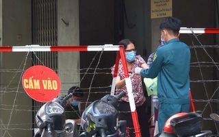Video: Người phụ nữ nhập cảnh 'chui' ở Tân Phú âm tính COVID-19, gỡ phong tỏa khu vực nhà trọ