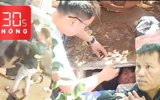 Bản tin 30s Nóng: Nhóm thanh niên hung hãn đánh khách ở quán nhậu; 'Siêu trộm' đào hầm trú ẩn