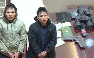 Video: Bắt ông trùm ma túy trang bị súng K54 và thiết bị theo dõi công an
