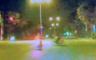 Video: Vượt đèn đỏ đâm sầm vào nhau, hai người tử vong