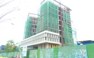 Video: Đứt thang cuốn công trình xây dựng ở Nghệ An, một người tử vong