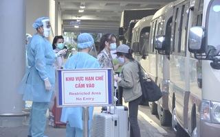 Video: Phát hiện nữ hành khách trở về từ Anh nhiễm biến thể mới của virus corona